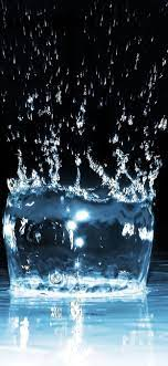Water Drop 3D Desktop HD Wallpaper