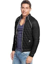 G-Star RAW Quilted Bomber Jacket - Coats & Jackets - Men - Macy's & G-Star RAW Quilted Bomber Jacket Adamdwight.com