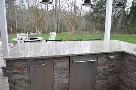 outdoor kitchen countertop 2017 also richmond va picture trooque