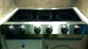 stove top cover cutting board covers for gas range ceramic burner glass broken s fix electric