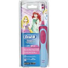 <b>Oral</b>-<b>B</b> Stages Power Disney Princess Kids Childs Rechargeable ...