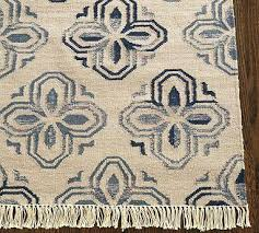 alhambra tile dhurrie rug pottery barn link on view full size