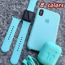 TPU <b>Silicone Earphone Case for</b> AirPods Protective Cover and ...
