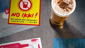 On Of Scourge Times Binge Youth Japan Drinking The