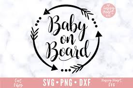 160+ free vector illustrations & animations. Baby On Board Svg 781233 Cut Files Design Bundles