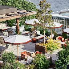 soho house adds colourful rooftop to