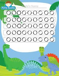 potty training in one day middot potty training charts dinosaur potty chart 2