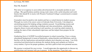 Cover Letter Guidance Counselor Sample Lv Crelegant Com Voice And