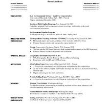 Sample Resume With Internship Experience On It New Entry Level ...
