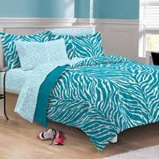 blue bedroom sets for girls. Turquoise And White Blue Zebra Print Bedding Set, Available In Different  Sizes Blue Bedroom Sets For Girls B