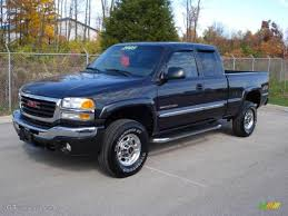 2005 GMC Sierra 2500HD Photos, Specs, News - Radka Car`s Blog