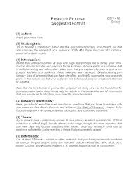 research paper proposal sample unique research paper proposal template sample elegant project res