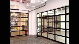 glass garage doors restaurant. Garage Door Restaurant And Deluca Out Patio Area S Roll Up U Venidamius Glass Doors