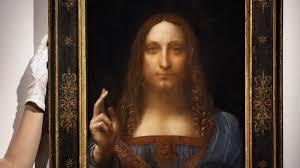 Leonardo Da Vinci <b>Portrait Of Christ</b> Sells For Record-Shattering ...