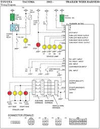 wiring change tacoma world not have i put kit 08921 04960 on my 2008 rc 4x4 no problems it s a great upgrade to the wiring anyway i found a wiring diagram of the 2012
