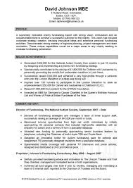 Sample Resume Format For It Professional Free Resume Builder