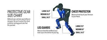Baseball Shin Guard Size Chart Louisville Slugger Youth Pg Series 5 Catchers Set