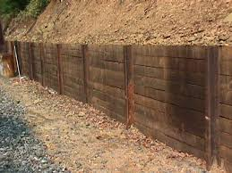 fox railroad services specializes in constructing retaining wall systems for all s including