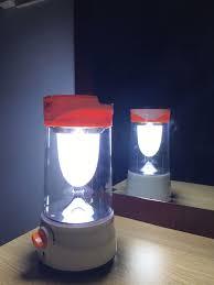 Đèn Sạc LED Comet CRL3103S - Hàng Chính Hãng