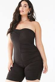 Plus Size <b>Jumpsuits</b> & Rompers | Forever 21