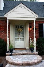 Full Size of Door Design:small Enclosed Front Door Porch Porches Pictorial  Essay Suburban Boston ...