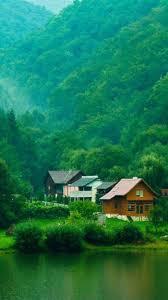 Green Landscape Wallpaper Iphone