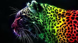 rainbow animal wallpaper. Fine Wallpaper Rainbow Tiger Wallpaper Throughout Animal L