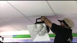 alzo suspended ceiling light mount kit for hanging studio lights