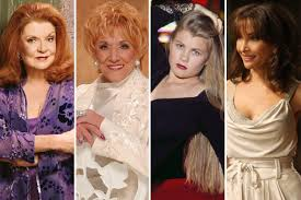 Soap Opera Character Style: 9 Daytime TV Actresses Whose Fashion ...