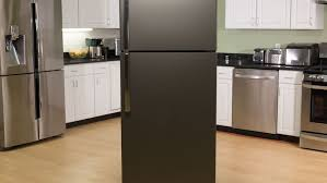 ge slate refrigerator. GE GTE18GMHES Review: Style Meets Simplicity In This Affordable Fridge Ge Slate Refrigerator