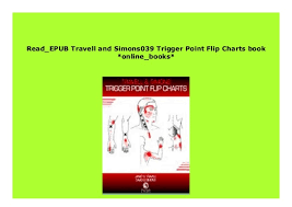 Trigger Point Flip Charts Pdf Download_ P D F Travell And Simons039 Trigger Point Flip