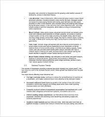 Resort Business Plan Template Bar Business Plan Template 11 Free