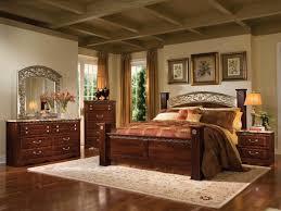 Kira Bedroom Set Rustic Grey Bed Frame Bedroom Furniture King Bed ...