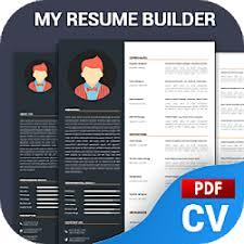 App Resume Pocket Resume Builder App Professional Cv Maker V1 0 7 Pro