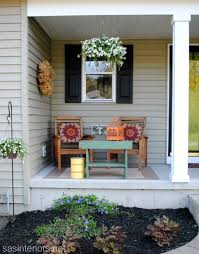 front porch furniture ideas. Spring Porch Jenna Burger Decor Narrow Front Furniture Ideas Designs F