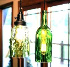wine bottle chandelier outstanding ideas about on intended homemade cut 6 old 2 home improvement