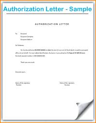 Resume Responsibilities Sample Authorization Letter Birth