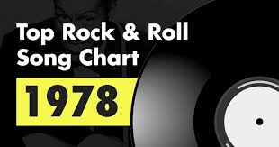 Top 100 Rock Roll Song Chart For 1978
