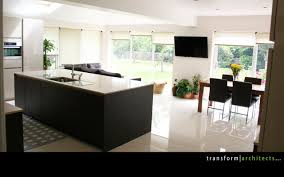 Open Plan Kitchen Living Room New Openplan Kitchen Living And Dining Transform Architects