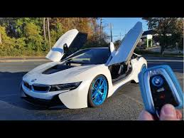 bmw 2015 i8. 2015 bmw i8 start up exhaust and review bmw