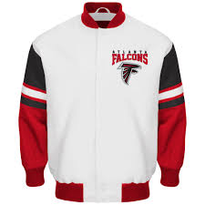 Football Jacksonville Sublimated Atlanta Panthers G-iii White Carolina Panthers Nfl - Falcons Jaguars Extreme Interceptor Jacket
