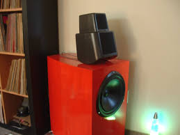 kef 105 2. on my custom 105/2. i love the infinite adjustability. with no crossovers between amp and driver, feel get more life out of music. kef 105 2