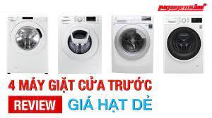 Máy giặt cửa trước giá hạt dẻ - Nguyễn Kim - YouTube
