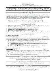 Sample Resume For Office Manager Radiovkm Tk