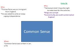 common sense essay thomas paine common sense essays my website
