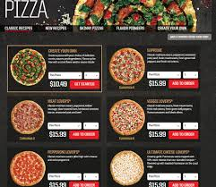 pizza hut menu 2014. Fine 2014 Pizza Hut Flavor Of Now Menu Intended Pizza Hut Menu 2014
