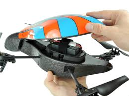 parrot ar drone teardown ifixit image 1 2 the hull is attached to the body by a pair of