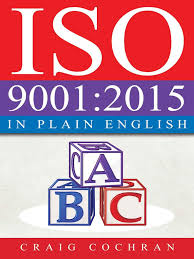 Iso 9001 2015 In Plain English Iso 9000 Quality Management