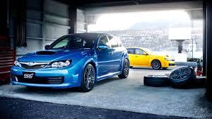 Subaru Impreza WRX STi Spec C GRB '2009 - YouTube