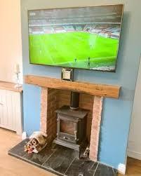 tv wall mounting a2b audio visual
